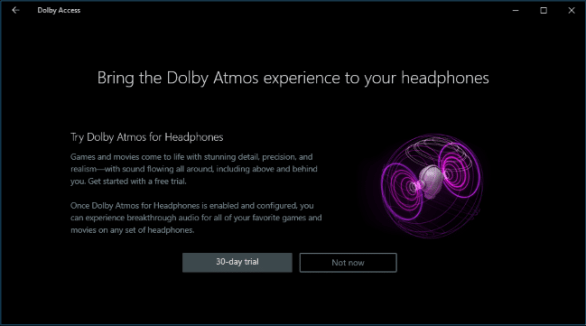 Dolby Atmos 10 Crack For Windows [32bit + 64bit] Latest 2020