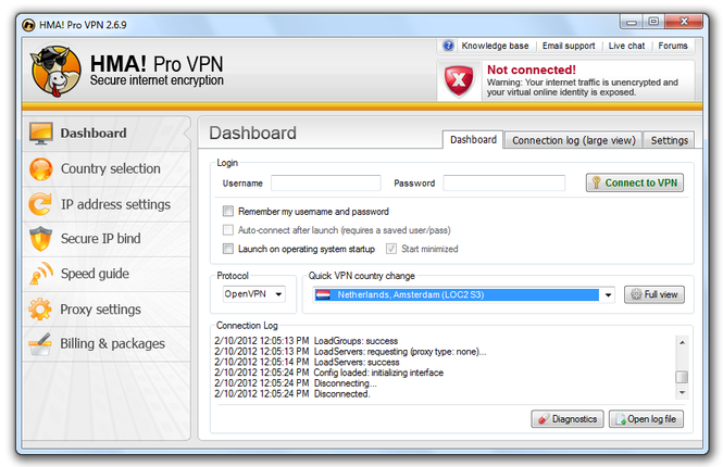 HMA Pro VPN Crack 5.1.259 & License Keygen Latest 2020