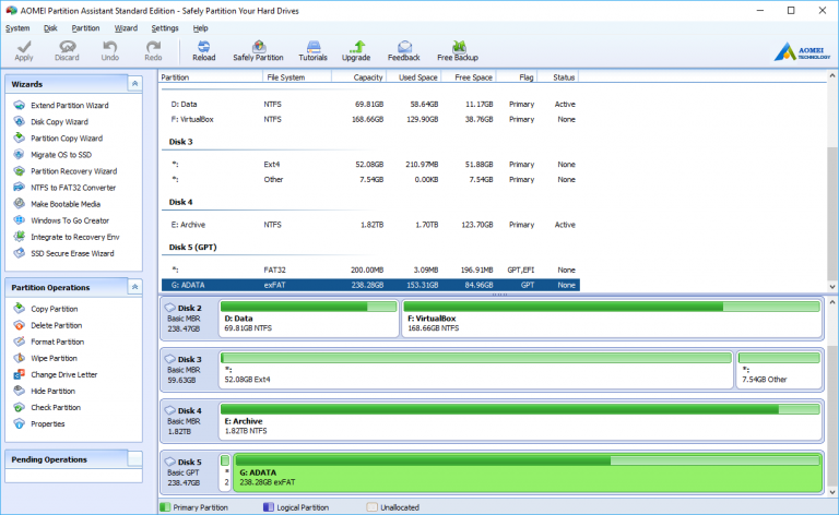 AOMEI Partition Assistant 8.9 Crack With License Key Full Version 2020