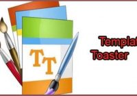 TemplateToaster Crack 8.0.0.20183 & Activation Keygen Latest 2021