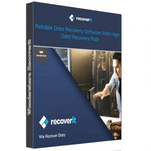 Wondershare Recoverit 9.0.6.20 Crack With Key 2021 Latest